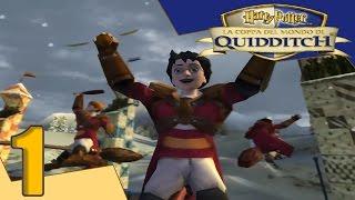 SI GIOCA A QUIDDITCH | Harry Potter e La Coppa del Mondo di Quidditch - Parte 1