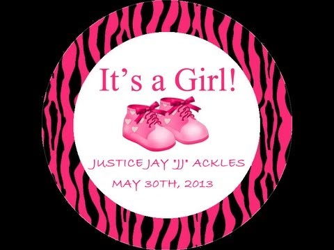 Welcome Little Princess Justice Jay Ackles ♡ ♡ Youtube