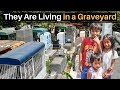 They Are Living in a Graveyard | Manila South Cemetery