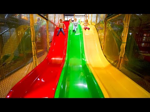 Busfabriken Indoor Playground Fun for Kids #1-#6