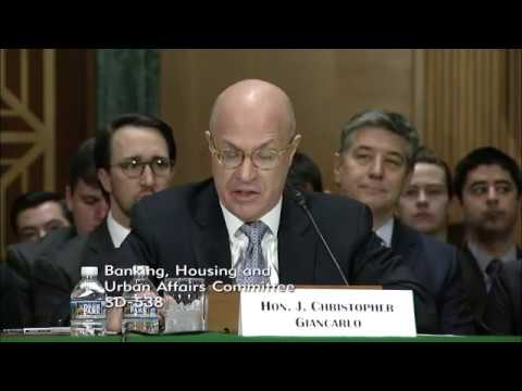 SEC, CFTC: Senate Hearing on Cryptocurrency, Blockchain, Bitcoin, ICO's - 2/6/2018 (FULL)