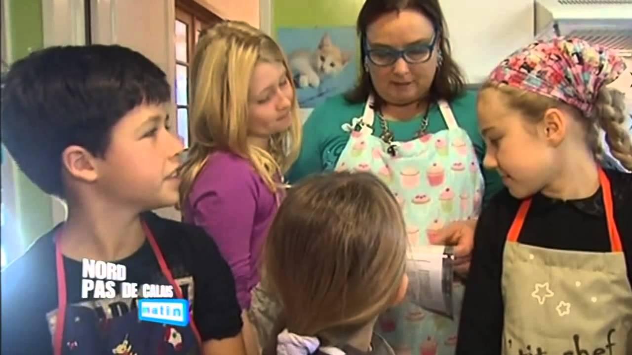 Les recettes de b n cours de cuisine pour enfants lille for Ecole cuisine lille
