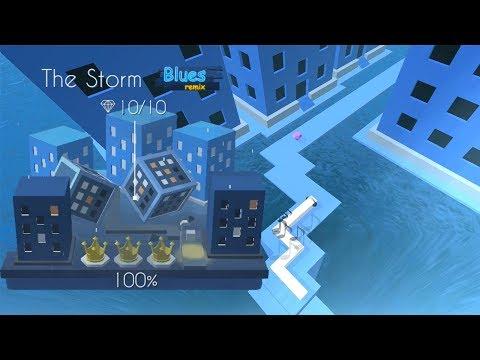 Dancing Line - The Storm (Blues Remix)