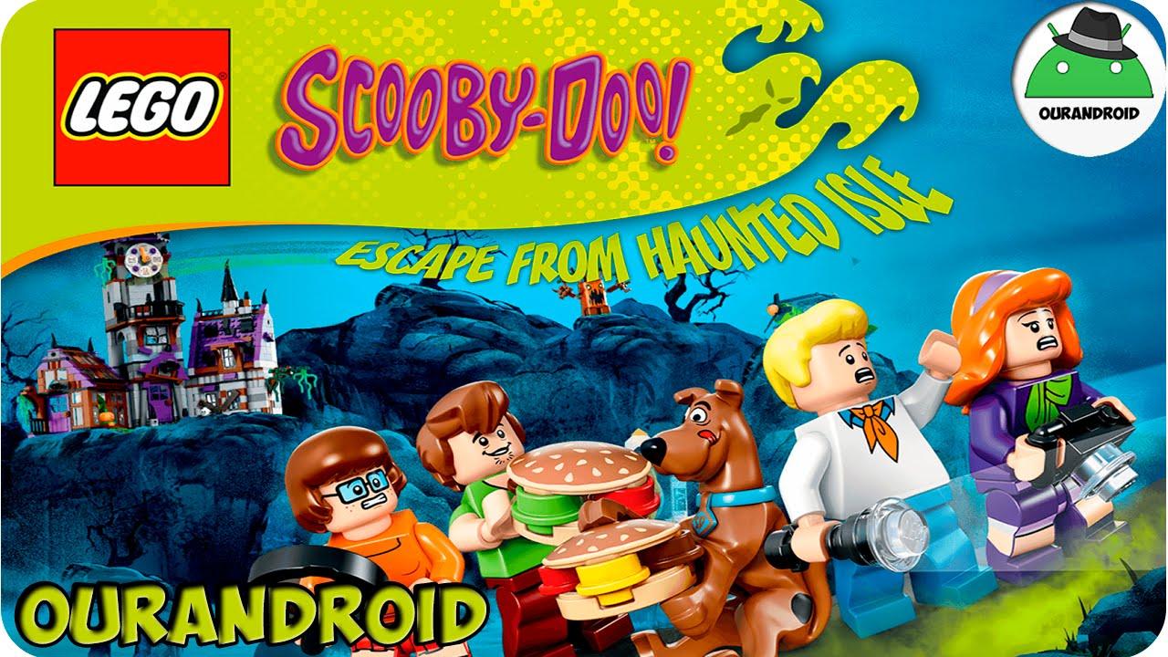 LEGO Scooby Doo Haunted Isle para Android Nuevo Juego ...