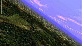 Microsoft Combat Flight Simulator : Train Strafe