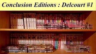 Conclusion Editions : Delcourt ép 1