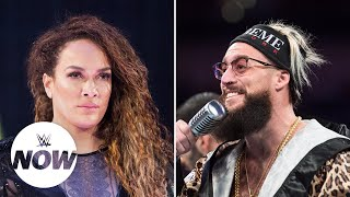 What's really going on between Enzo Amore and Nia Jax?: WWE Now