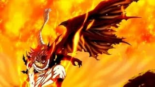 Fairy tail AMV The Phoenix-cover хвост феи Нацу VsГажил  Нацу И Грей Vs Морд Гир (Нацу монстр)
