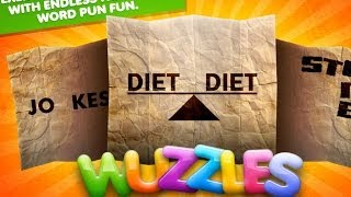 Wuzzles - Free Rebus Puzzles, Picture Riddles, Catchphrases & What