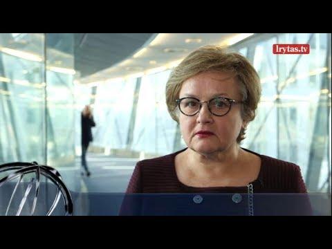 """L. Andrikienė apie Rusijos propagandą Europoje Lrytas.tv laidoje """"Mano Europos Parlamentas"""""""