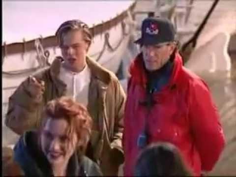 Titanic . como se rodo . detras de las camaras.