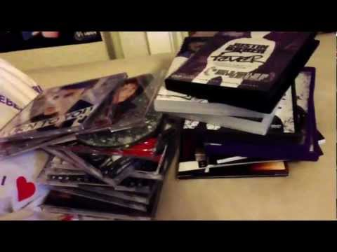 All My Justin Bieber CD's & DVD's ! ♥