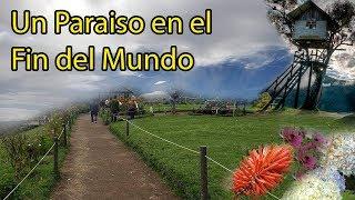 Le llaman el fin del Mundo | Casa del Árbol y el Columpio del fin del Mundo. Albert Oleaga. Ecuador