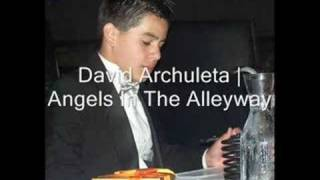 David Archuleta | Angels In The Alleyway