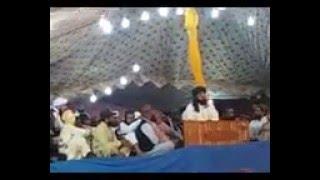 Allama ibn Allama Qari Asmatullah Khan Multani- Ijtama 2016