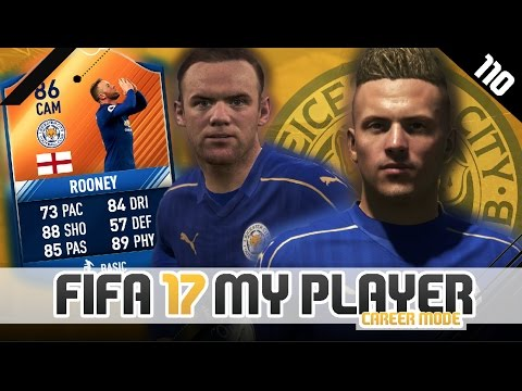 ROONEY IS LEAVING UNITED! | FIFA 17 Career Mode Player w/Storylines | Episode #110