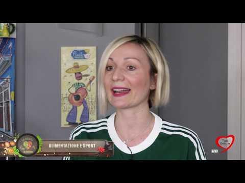 La salute in cucina 2018/19 006 Alimentazione e sport