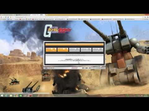 (EVA GAMER) วิธีการสมัคร โหลดเกมส์ และการมุด Mobile Suit Gundam Online
