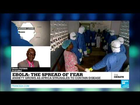 Ebola - The Spread of Fear: Anxiety Grows as Africa Struggles to Contain Disease (part 2)