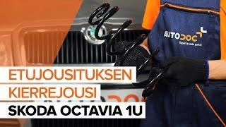 Kuinka vaihtaa etujousi SKODA OCTAVIA 1U -merkkiseen autoon OHJEVIDEO | AUTODOC