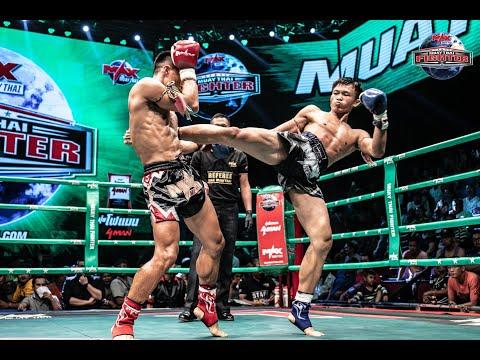 MUAY THAI FIGHTER [ Thai Ver ] - วันที่ 02 Jul 2019