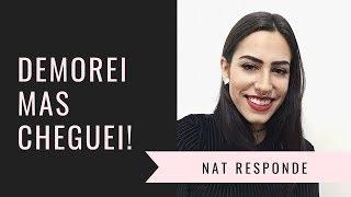 Nat Liongon Responde - perguntas do Instagram