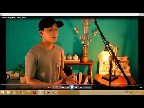 CUKUP TAU- RIZKY FEBIAN (COVER BY MCKAY) | PENYANYI KOREA SELATAN MENGCOVER LAGU INDONESIA
