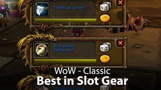 WoW Classic - Best in Slot Gear (Deutsch / German)