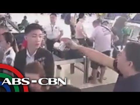 TV Patrol: Kongresista, binatikos dahil sa inasta sa video sa airport security