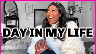 VLOG DAY, TARGET and COOK WITH ME + NEW HAIR