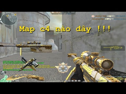 [ Bình luận CF ] 3z M82A1-Born Beast Noble Gold - Quang Brave