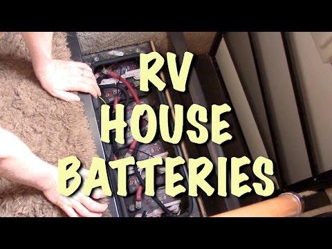 Battery Tender Solar Charger For Rv House Batteries Youtube