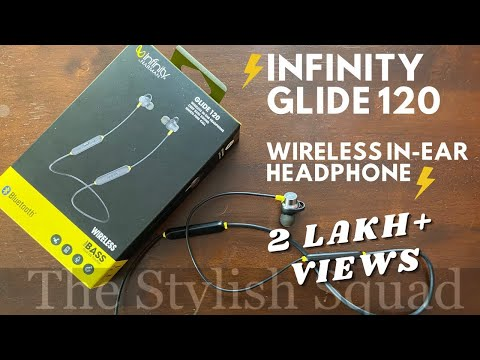 INFINITY GLIDE 120 By HARMAN - Unboxing and Review   Available only on AMAZON   The Stylish Squad