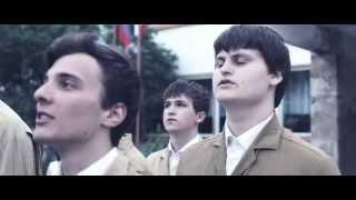 Клип До свидания мальчики  Трогательная постановка  Ученики школы
