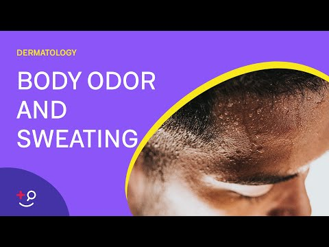 body-odor-and-sweating-[dermatology]