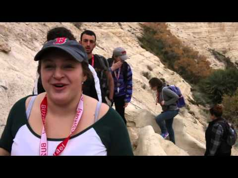 Boston University's Birthright Israel Trip