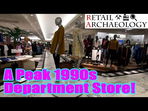 Dillard's: A Peak 90s Department Store! | Retail Archaeology
