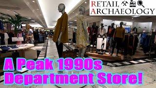 Dillard's: A Peak 90s Department Store! | Retail Archaeology