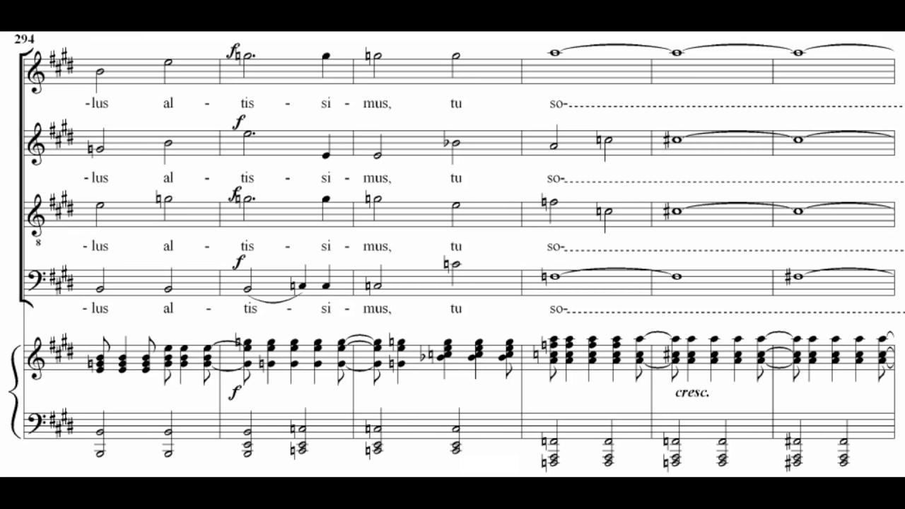 Schubert: Mass in A flat major - Gloria
