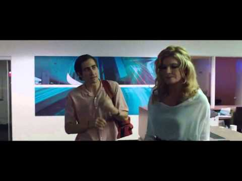 Nightcrawler Film Trailer -  Jake Gyllenhaal & Rene Russo