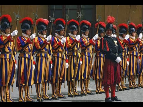 Vatican Banking Saturn Judges UCC Criminal Justice Swiss Guard