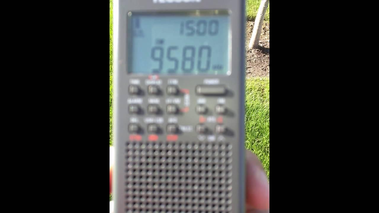 Radio Australia Is Back On Air Shortwave