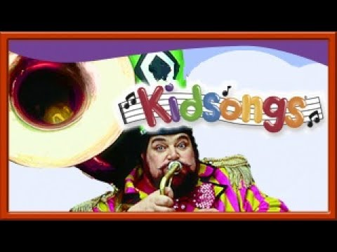 """""""Let's Make Music"""" The Kidsongs TV Show 
