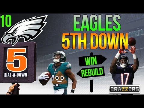 Crossroads: Get Wentz Help Or Full On Rebuild - Eagles 5th Down Ep. 10