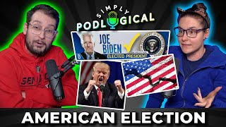 Canadians React to the US Election  SimplyPodLogical #36