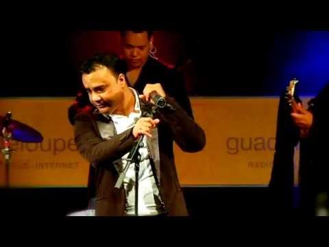 Concert de Zacarias Ferreira en Guadeloupe (Partie 4)