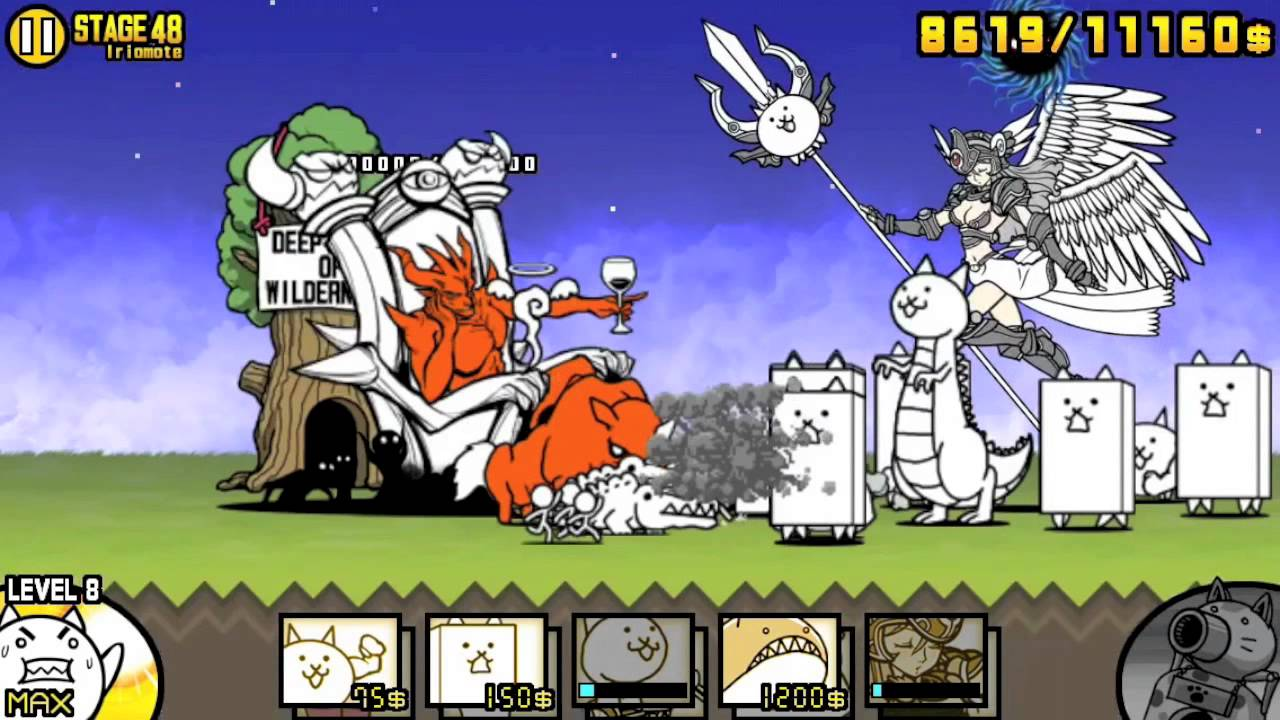 Japanese tower defense hit 'Battle Cats' marches on, now with 4
