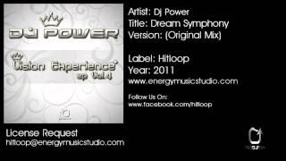 Dj Power - Dream Symphony (Hitloop Records)