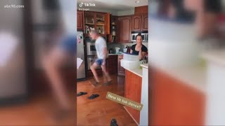 Roseville family goes viral on TikTok during coronavirus (COVID-19) quarantine
