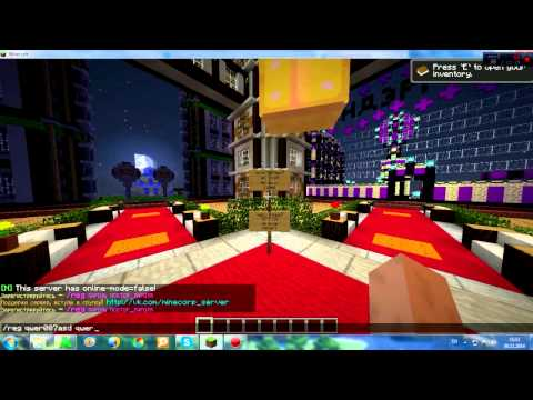 Креатив-сервер на Minecraft 1.5.2